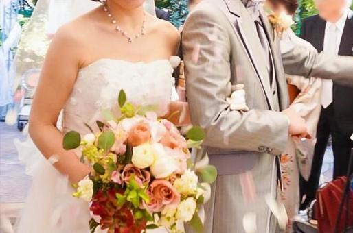 Wedding flower shower 2