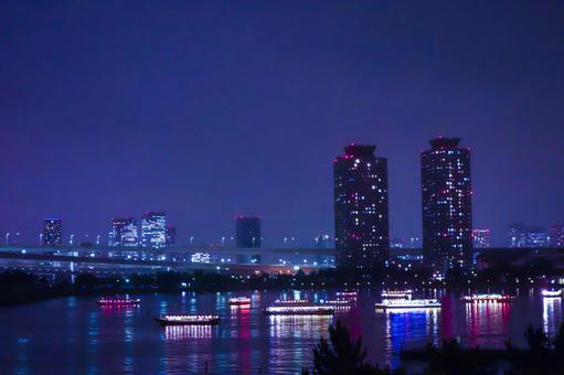 Tokyo Rainbow Bridge 4