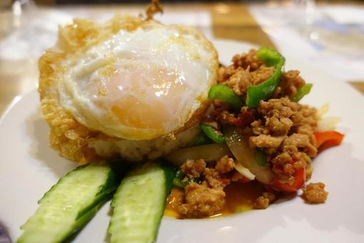 Gapao Rice