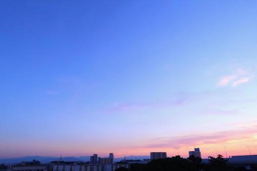 Sky sunset autumn sky beautiful sky