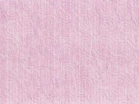 Background whirlpool pattern pink