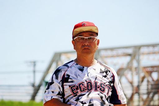 Male Person Director Baseball Sports Sparta Coach