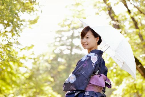 Yukata beauty 372