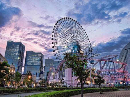 Cosmo Clock 21 Yokohama