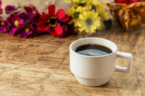 Hot coffee coffee