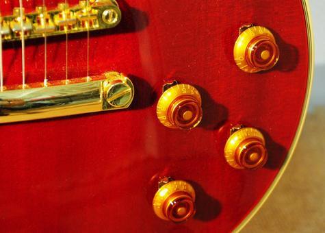 Electric guitar knob