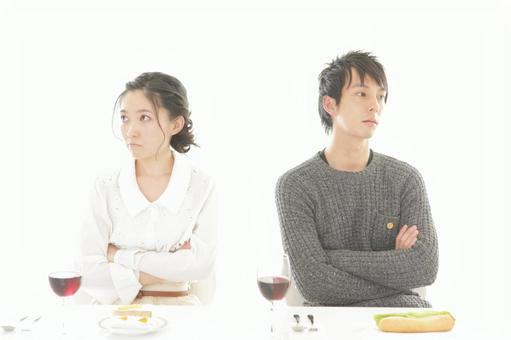 Couple in meal 4