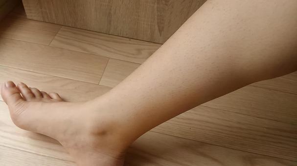 체모 처리를하지 않은 여성 3