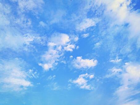 Summer sky.10