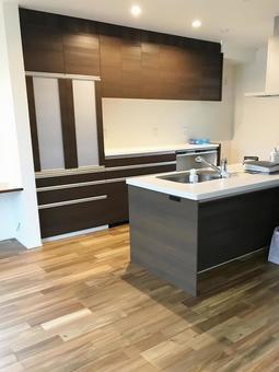 キッチン システムキッチン シックなキッチン キッチン