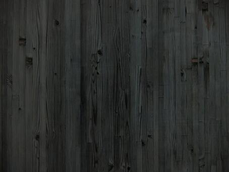 Black wood grain texture background material
