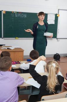 教师,小学生15节课