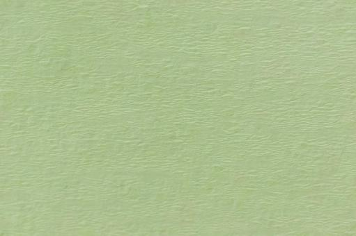 Dull yellow-green Japanese paper