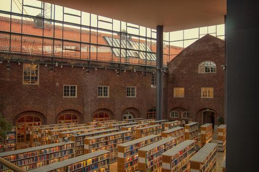 Sweden KTH Library
