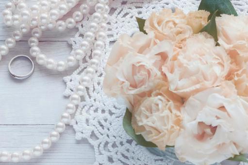 婚礼图片婚礼新娘花