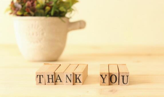 THANK YOU ~ Thank you always