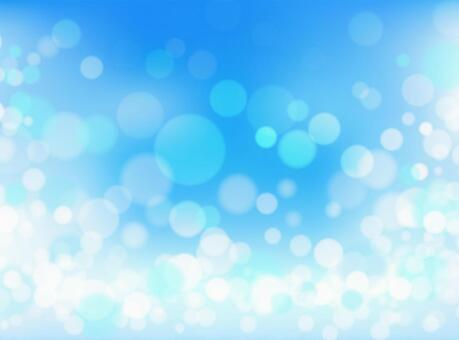 Blue light shine abstract background material