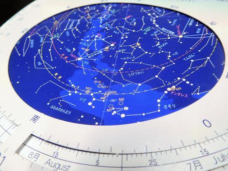 平面球(天文觀測)