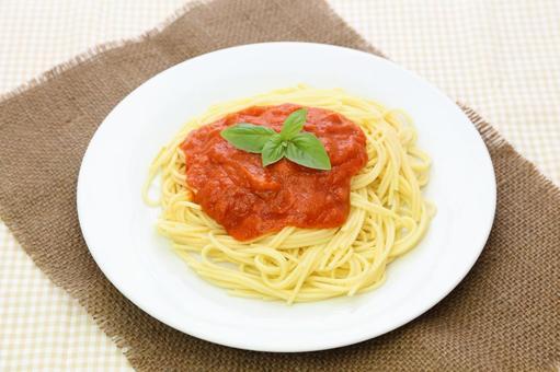 토마토 소스 파스타 4