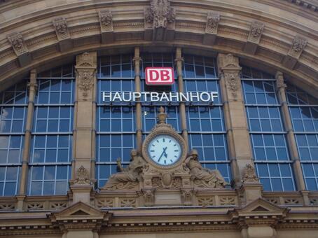 독일 프랑크푸르트 역