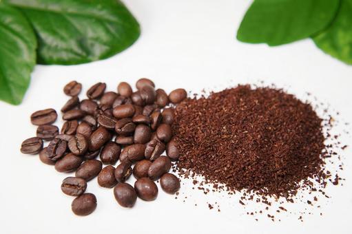 커피 커피 (콩 가루)