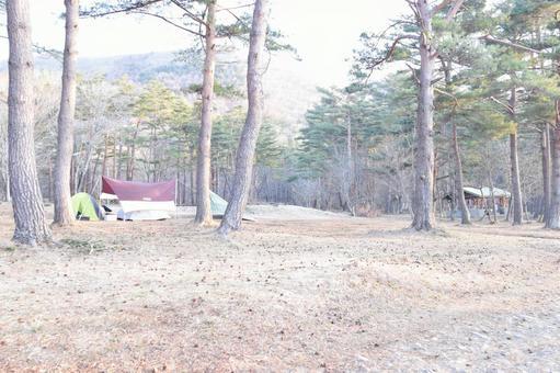 Camp Asahi Tarp Tent