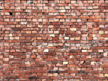 Taiwan brick wall