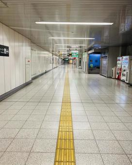 Unmanned subway yard (2)