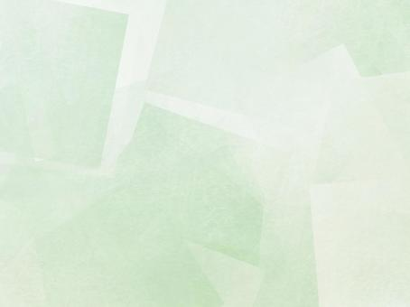 Japanese paper tile pattern young grass color