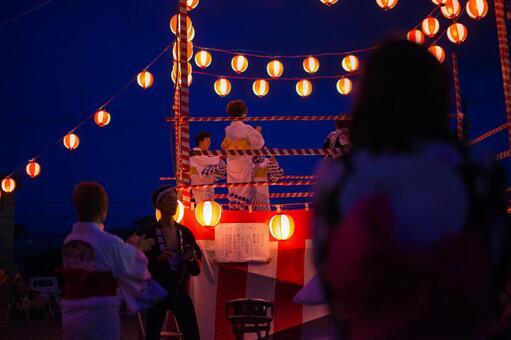 Summer festival oar 6