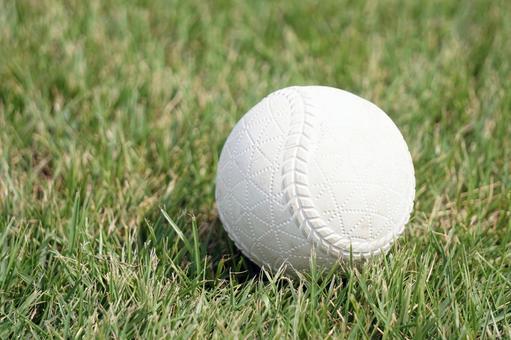 A soft ball