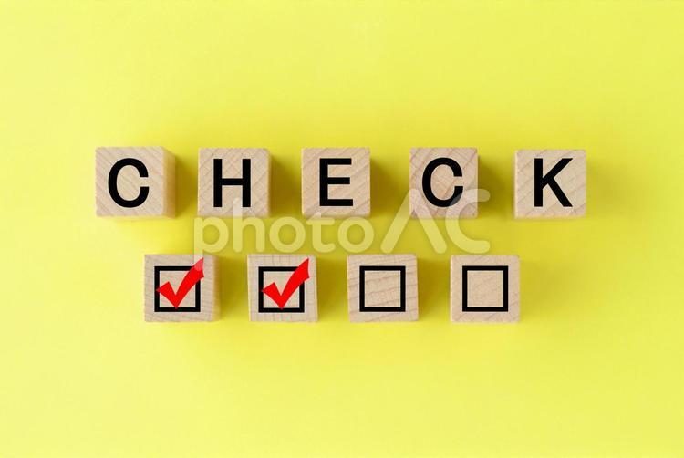 ビジネスイメージ―チェック・確認の写真