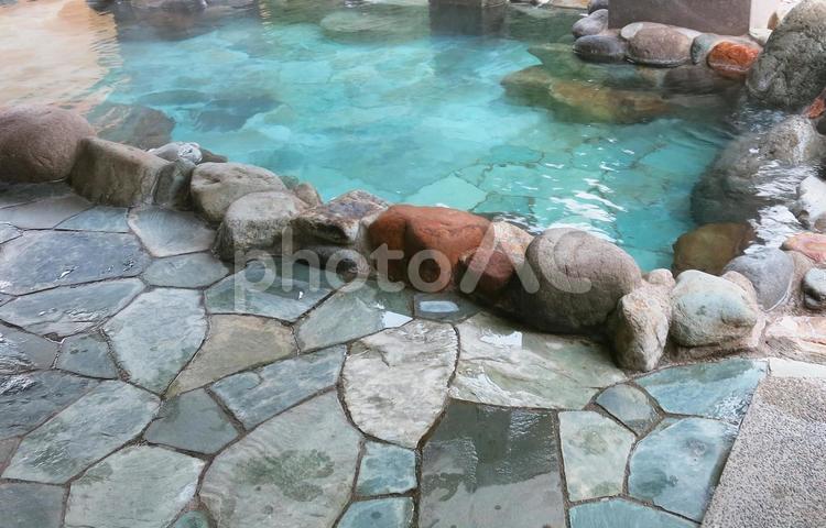 温泉の写真