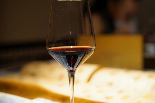 Image of restaurant red wine