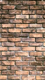 Brick wall vertical