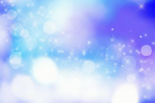 Light blue shine