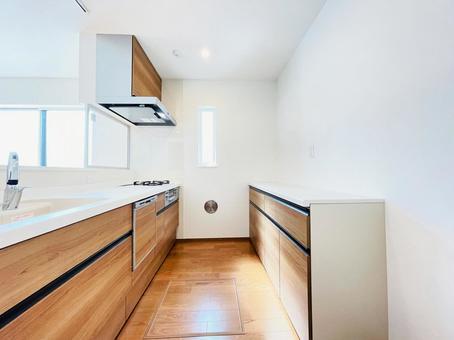 Residential system kitchen
