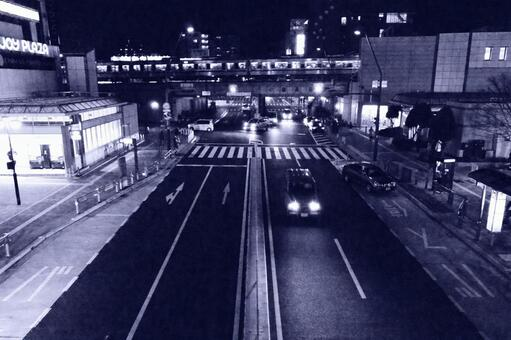 黑与白的道路