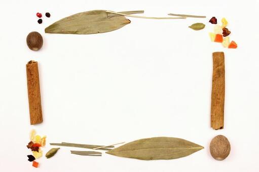 Spice frame 44