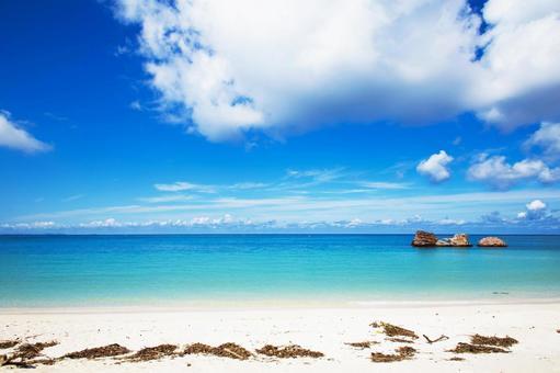 【Okinawa ☆ Araha Beach】