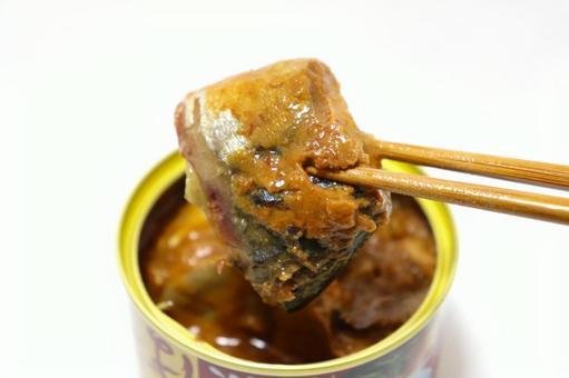 고등어 된장 煮缶 3