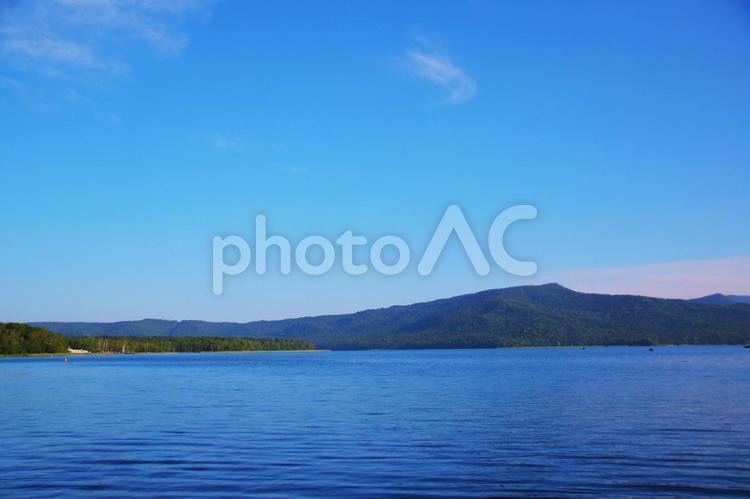 阿寒湖の写真