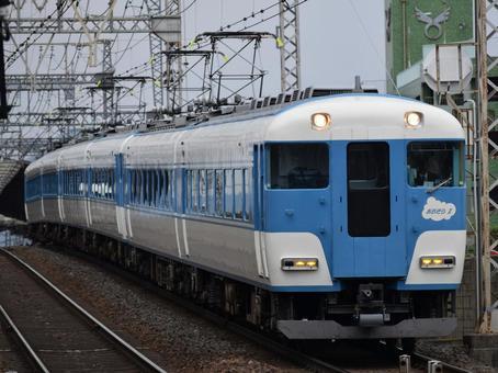 Kinki Nippon Railway 15200 series + 15400 series Aozora