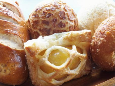 다양한 빵 1