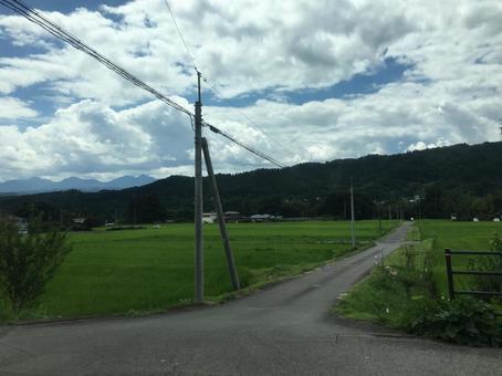 일본의 시골 풍경 02