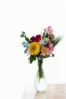 Vase flower 2