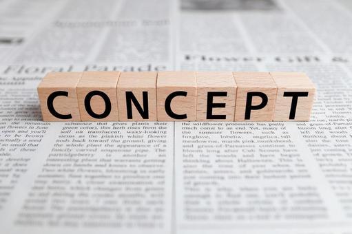 Concept concept concept idea