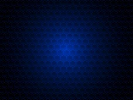 Hexagonal punching style background pattern material 4