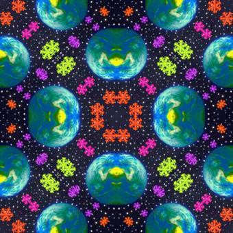 Enchanted pattern 20