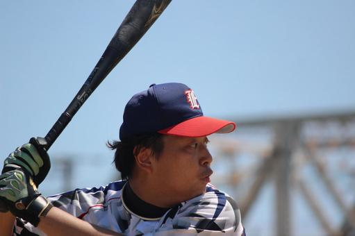 Male Person Baseball Sports No. 4
